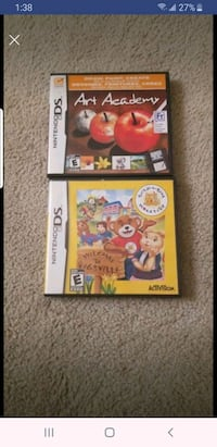 Nintendo ds games Windsor, N8Y 3S1