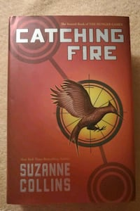 Hunger Games Catching Fire Book