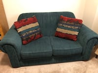 Love seat and chair Vaughan, L6A