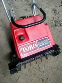 Toro snowblower Warren