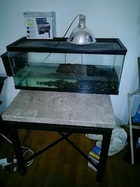 turtle tank table ECT  Manchester