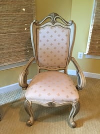 Pair of high back accent chairs Woodbridge, 22192