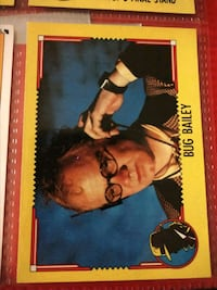 Dick Tracey Trading Card Bug Bailey Charleston, 29414