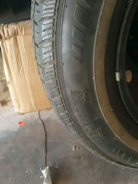 Spare Tire size P205/70R15 for Siena 2003   Los Angeles, 90035