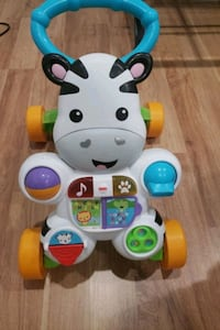 Fisher Price Zebra Walker Woodbridge, 22193