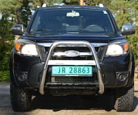 Ford Ranger Rap Cab Wildtrak 4X4/LAV KM/HARD-TOP/S Sarpsborg