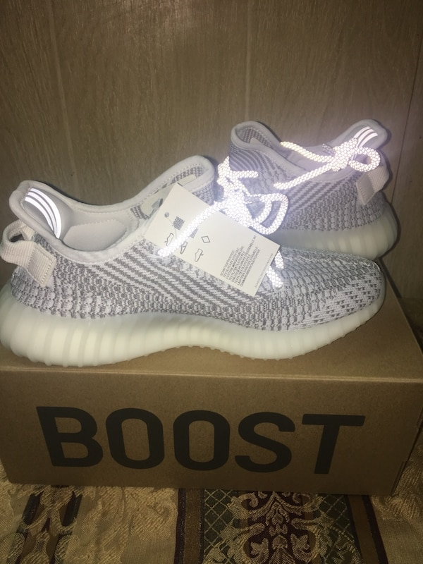 8ee258b35 Used Yeezy Boost 350 V2 Static SZ 7 for sale in Orlando - letgo