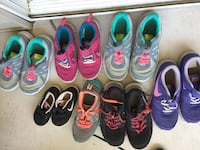 toddler's assorted shoes Santa Maria, 93458