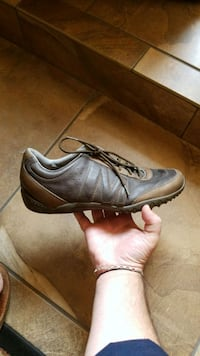 Merrell shoes, size 10.5, leather, clean Clinton, 73601