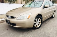 """$3900 Firm """" 2003 Honda Accord Leather """" Heated seats """" Great Brand Rockville"""