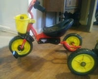 CARS themed toddler tricycles Hamilton, L8H 4H5