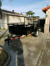 black and brown utility trailer Tulare, 93274