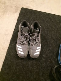 Grey adidas shoes size 11 Langley City, V2Y 1X6
