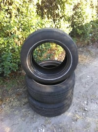3 tires 225-60-16