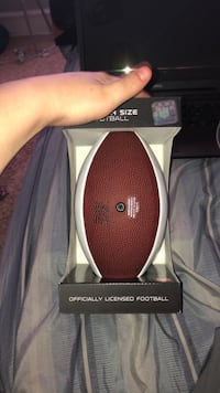 Eagles super bowl youth sized football  Gloucester City, 08030