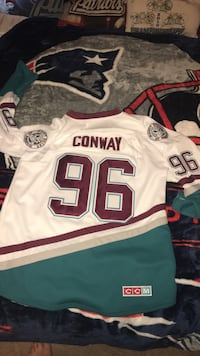 Mighty ducks jersey. Negotiable Troy, 12180