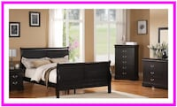 Beautiful Brand New Bedroom Set! Mount Pleasant