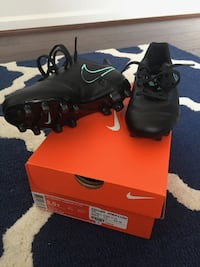 Nike Tiempo Youth Soccer Cleats Laurel
