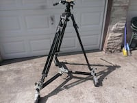 Bogen Tripod with Locking Wheel Base Louisville, 40202