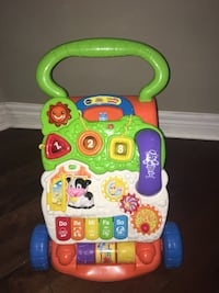 VTech sit-to-Stand learning walker Mississauga, L5M 7G2