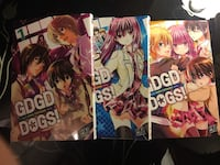 Collection manga : GDGD dogs [1-3] Le Vésinet, 78110
