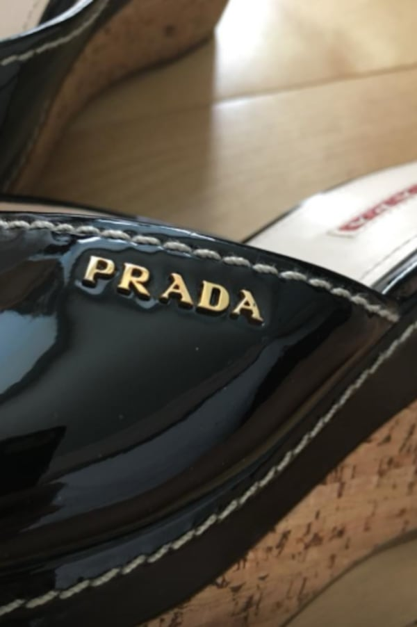 Prada Wedges- DESIGNER SHOES 62e3e104-c6a5-4f9c-9052-f985d3697ad0