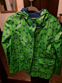Old navy classic hooded raincoat size S Toronto, M5T 2Y9