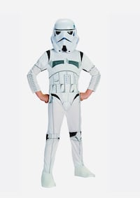 5-6 year old storm trooper costume  Leesburg, 20175