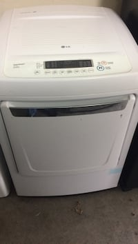 white front-load clothes washer Brownsville, 78526