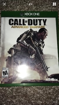 Call of Duty: Advanced Warfare Xbox One  Eagle, 83616