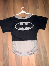 BATMAN DRESS SIZE SMALL St. Catharines