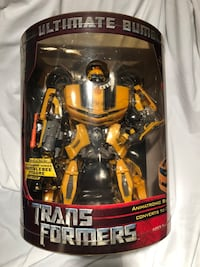 NIB Transformers Large Ultimate Bumblebee 2007. Silver Spring, 20902
