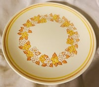 "6 Golden Garland 10.5"" Dinner Plates Rochester Hills"
