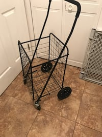 Wheely cart basket - great for transport ! Springfield, 22153