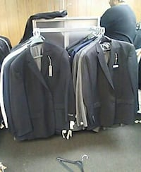 All sizes big and tall mens suits never worn! Pompano Beach, 33069