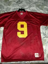 red and white NFL jersey Los Angeles, 91352