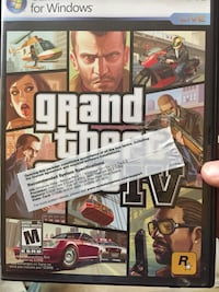 Grand theft auto five FOR PC Toronto, M4K 3Y4