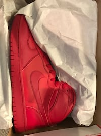 Dunk Red Nike Air Force 1 High West Haven, 06516