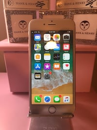 iPhone 6s 128gb Rose Gold (Pink) in Great Condition AT&T 585 mi