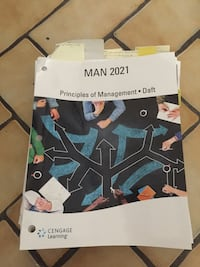 MAN 2021 Principles of management