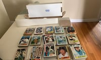 Topps baseball cards 1977-1987 assorted NICE COLLECTION 500+ cards Bethpage, 11714