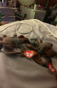 RARE Claude The Crab beanie babies Nashua, 03064