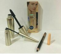 Max factor 3 lü set