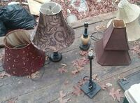 4 different table lamps  Rydal, 30171