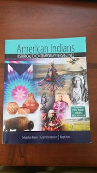 American Indians Textbook