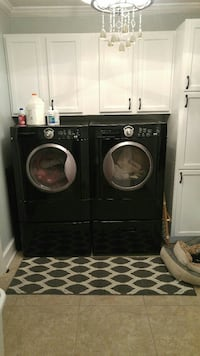 Frigidaire washer and dryer works great