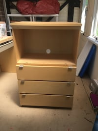 Microwave Stand with Drawers St Catharines, L2T 1L8