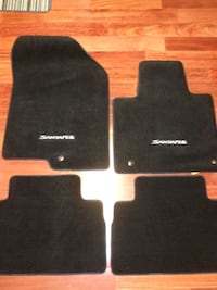 All weather Hyundai Santa Fe Floor Mats Toronto, M6N 4C4