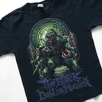 Vintage the black dahlia murder band tee shirt Toronto, M6M