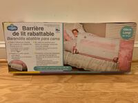 Bed rail - NEW IN BOX, UNOPENED